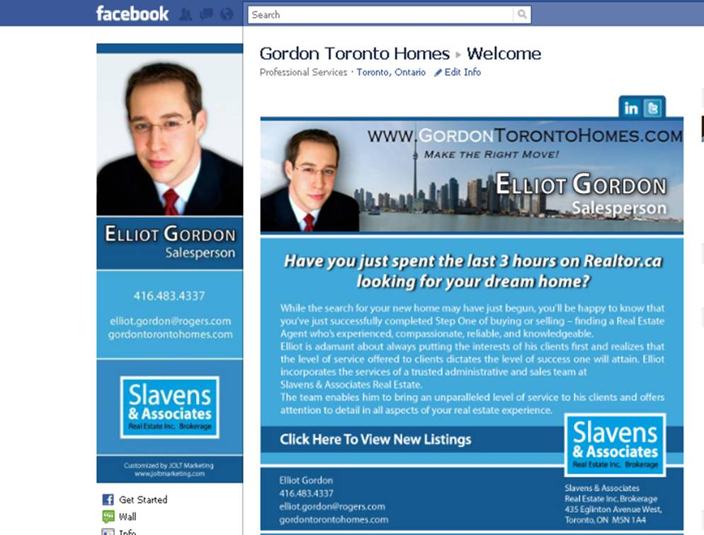 Gordon Homes _Facebook Page