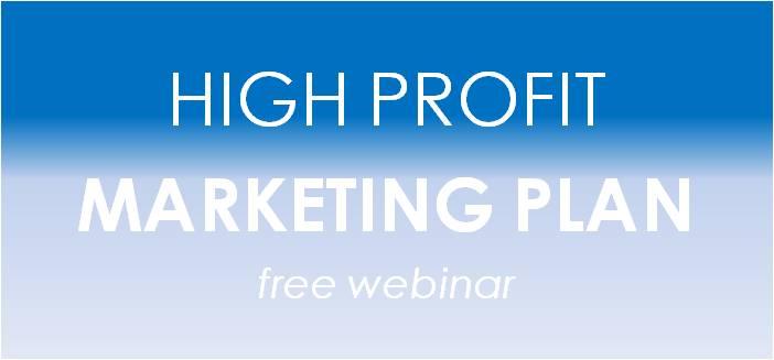 Realtor Mortgage Broker High Profit Marketing Plan Free Webinar