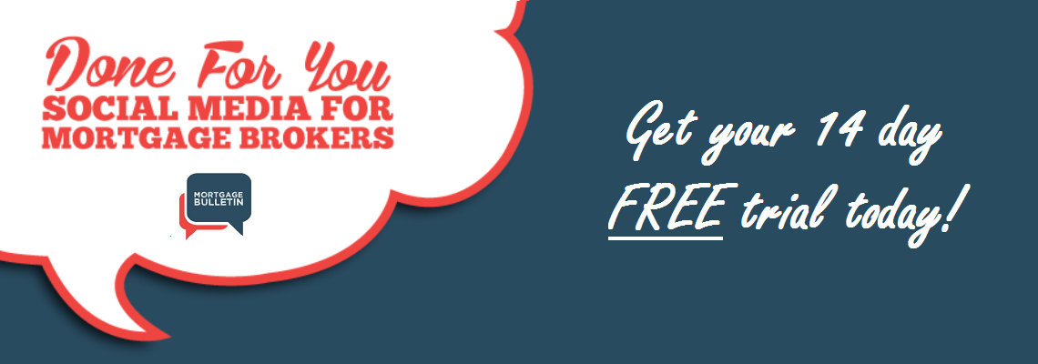 """Get a Demo and FREE Trial of our """"Done for You"""" Social Media for Mortgage Brokers service"""
